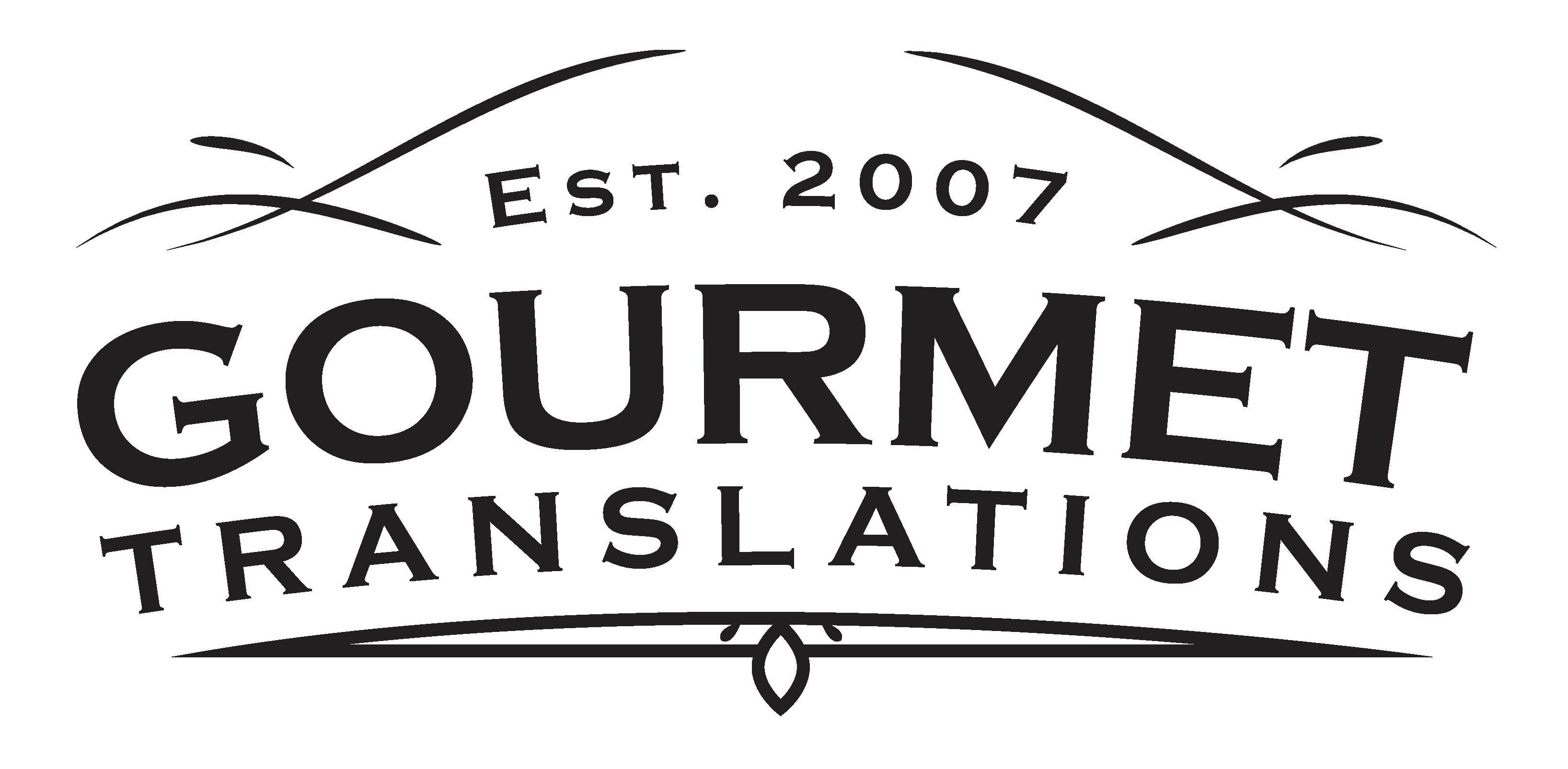 gourmet translations
